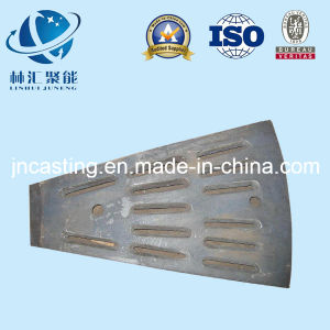 High Manganese Steel Shell Liner