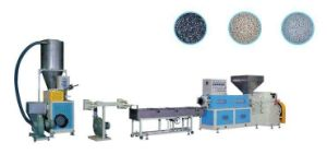 PVC Pelletizing Production Line (hot-cutting) pictures & photos