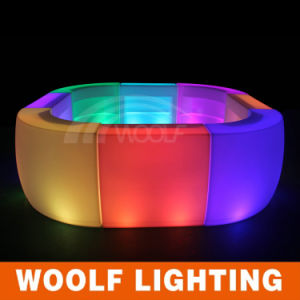 Hotel Outdoor Party Luxury LED Light Bar Counter pictures & photos