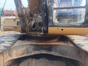 Working Condition Used Caterpillar 349d Made in Japan pictures & photos