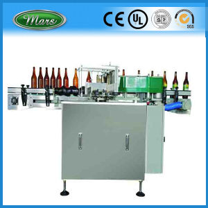Vodka Bottle Paste Labeling Machine (JTB-100) pictures & photos