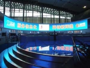 P7.62 SMD Full Color Indoor LED Display, LED Moving Sign pictures & photos