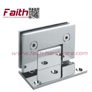 90 Degree Geneva Brass Shower Hinge (SHS. 90W. BR) pictures & photos