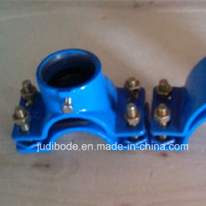 PE, PVC Pipe Hot Tapping Saddle pictures & photos