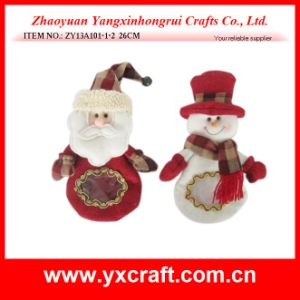 Christmas Decoration (ZY13A101-1-2 26CM) Christmas Dollar pictures & photos