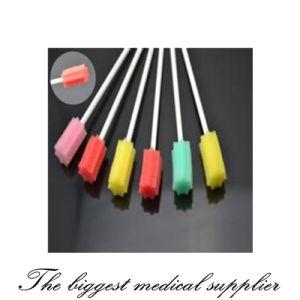 Medical Sponge Brush /Sterile Sponge Brush /Sponge Washing Brush pictures & photos