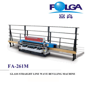 Fa-261m Glass Edging Machine pictures & photos