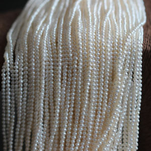 3-3.5mm Small Round Cultured Freshwater Pearls Manufacture (E180066) pictures & photos