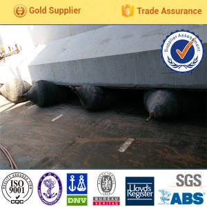 Heavy Moving Caisson Hoisting Lifting Rubber Airbag pictures & photos