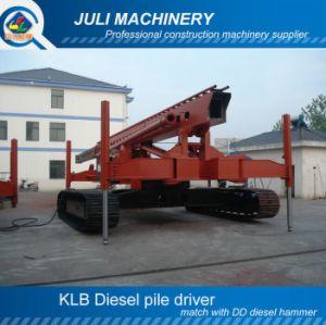 Crawler Diesel Pile Driver, Diesel Piling Machine