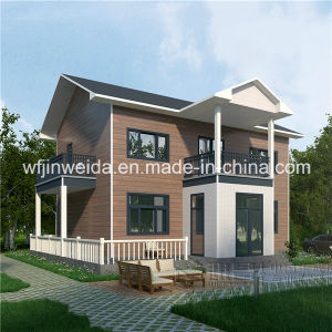 Economical Light Steel Villa pictures & photos