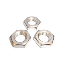 Hexagonal Nylon Lock Nuts, Type of Thin, with Good Quality and Low Prices, New, 2016 pictures & photos