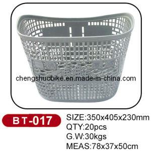 Fashion Lady Bike Basket (BT-017) pictures & photos
