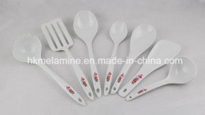Melamine Cutlery Set with Logo (FW2003) pictures & photos