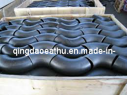 Black Weld Steel Pipe and Fitting pictures & photos