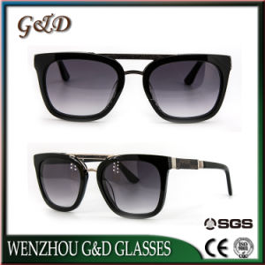 New Design Popular Acetate Fashion Sunglasses pictures & photos