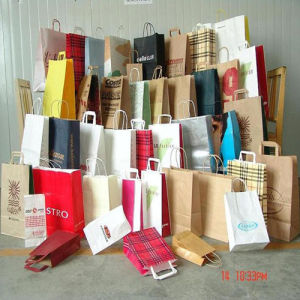 Paper Shopping Bag Fk-194 pictures & photos