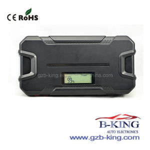 Portable 12000mAh LCD Display Power Pack pictures & photos