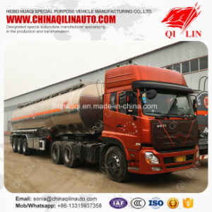 Factory Price 40000 Liters Petroleum Storage Tank Semi Trailer pictures & photos