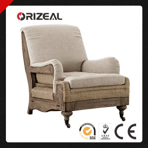 Deconstructed English Living Room Roll Arm Chair (OZ-DC-001) pictures & photos