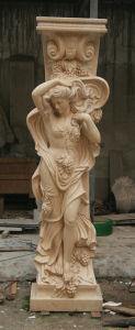 Marble Gazebo Pillar