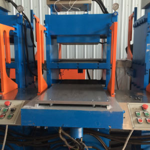 Automatic Rubber Hot Press (at press) /Rubber Soles Press pictures & photos