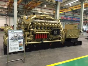 Jdec 1000kw Natural Gas Generator pictures & photos