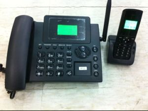 DECT + GSM + PSTN Phone