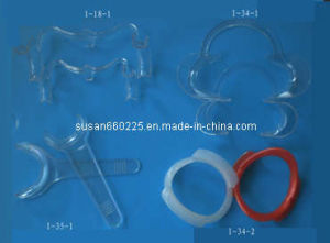 Dental Instruments Single Hook Cheek Retractors (I-34)