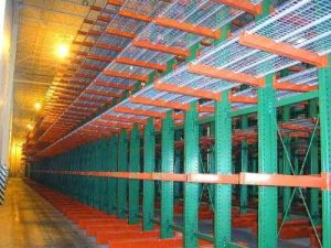 Storage Cantilever Racking (EBCR)
