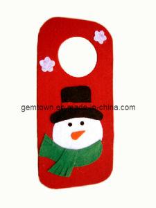 Christmas Felt Door Hanger