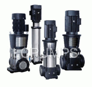 SLG Series Stainless Steel Vertical Multi-Stage Pump pictures & photos