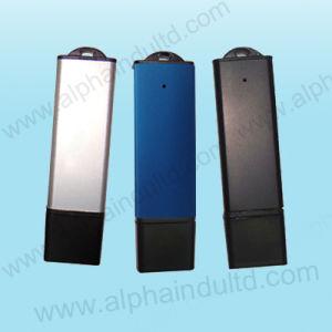 Custom Logo Aluminum Casing Dh USB Flash Drive (ALP-011U) pictures & photos