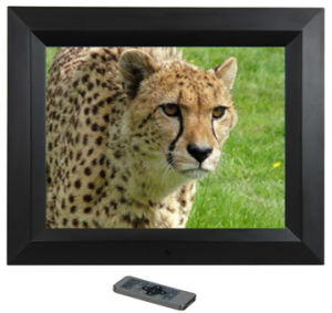"15"" Digital Photo Frame (DPF1500AAN-B6)"