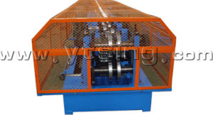 15kw C / Z Quick Interchangeable Purlin Roll Forming Machine with Hydraulic Pre-Cutting (YD-0234)