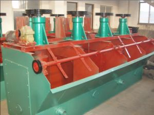 Gold Ore Flotation Machine with ISO Approved Quoality pictures & photos