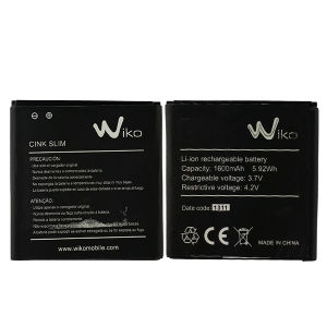 Cellphone Lithium-Lon Battery for Wiko Cink Slim pictures & photos