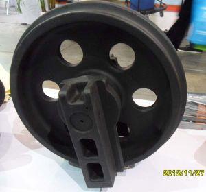 Yuchai Mini Excavator Yc85 Front Idler Wheel Group