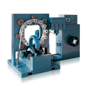 Vertical Ring Type Wrap Machine (DH550L)
