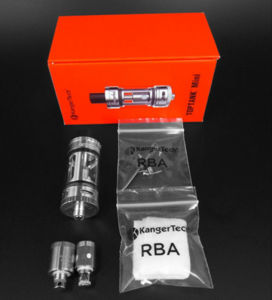 2017 Most Popular Kanger Pyrex Glass Ssocc Cartomizer Toptank Mini Vaporizer pictures & photos