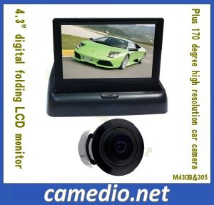 "4.3"" Car Reversing Monitor with 170 Degree Car Camera pictures & photos"