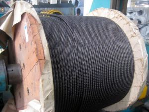 Compacted Strand Wire Rope for Piling pictures & photos