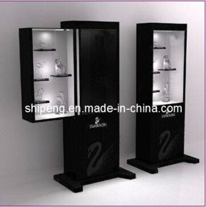 Display Showcase, Glass Counter, Jewelry Display Stand