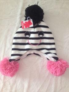 Peruvian, Knit Hat, Knit Headwarmer 15FAAB391