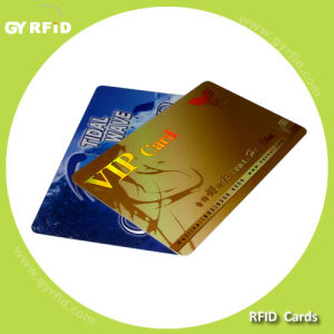 PVC, Pet, Lf Em4469 Contactless Card with ISO11784, ISO11785 Standard pictures & photos