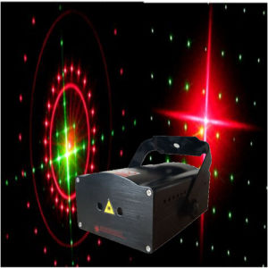2 Head Rg Pattern Laser Light Sound Active LED Stage Light pictures & photos