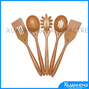 Kitchenware Wooden Spoon and Fork pictures & photos