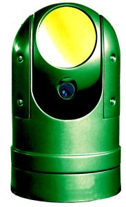 Outdoor Thermal PTZ Camera with 2km Detection pictures & photos