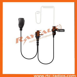 Walkie Talkie Air Clear Tube Earpiece for Vertex Vx130/Vx160/Vx210/Vx300 pictures & photos