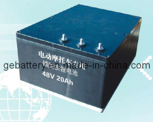 Lithium Battery for E-Motorcycle 48V20Ah